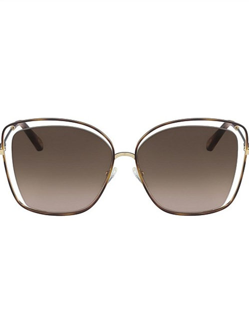 Poppy (HAVANA-BROWN) Sunglasses