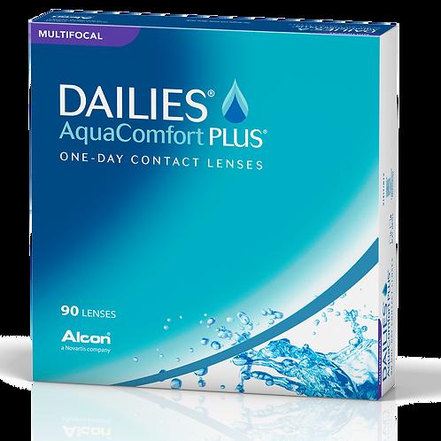 Dailies AquaComfort PLUS Multifocal - 90 Lenses