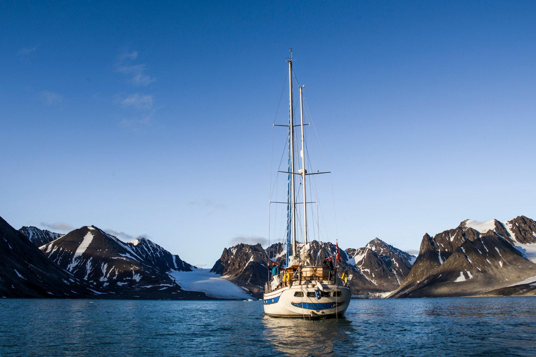 Svalbard ski&sail