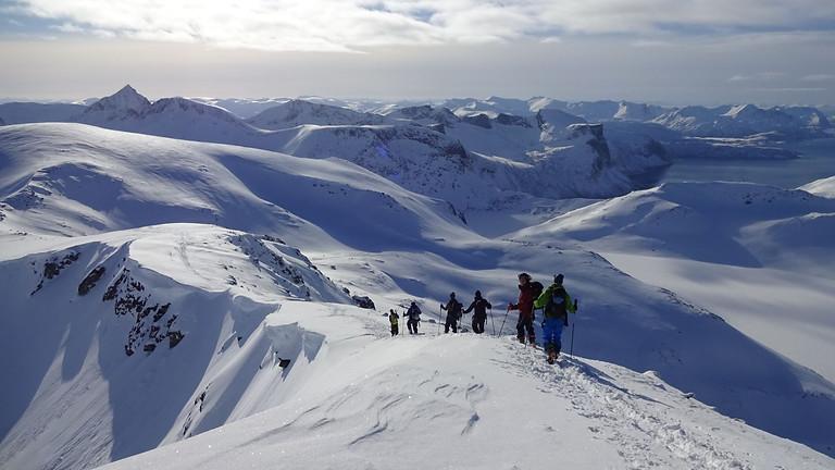 All-inclusive ski package on Senja