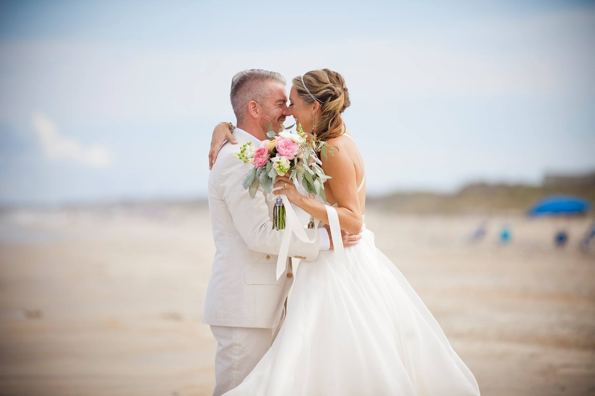 Outer Banks NC Beach Wedding