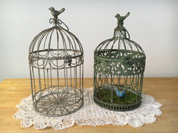 Sweet Birdcages