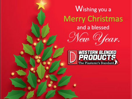 Western Blended Products Holiday Schedule