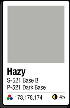 521 Hazy