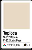 252 Tapioca