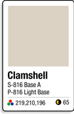 816 Clamshell