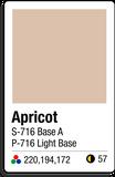 716 Apricot