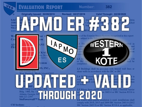 Western 1-Kote Evaluation Report Updated - 2020