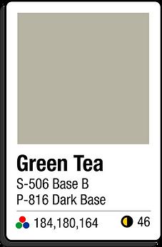 506 Green Tea
