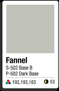 502 Fannel