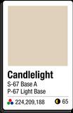 67 Candlelight