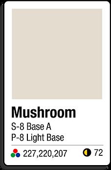 8 Mushroom