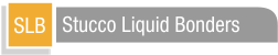 Stucco Liquid Bonders
