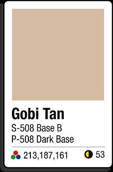 508 Gobi Tan