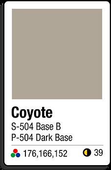 504 Coyote
