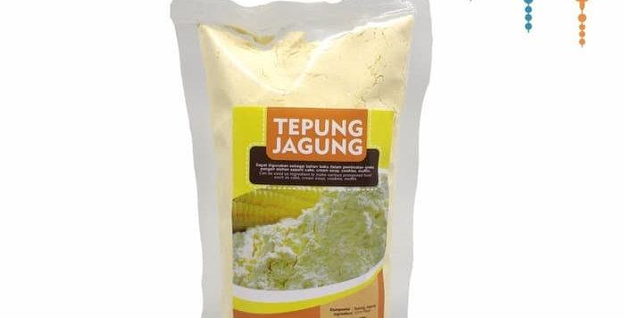 Tepung Jagung (polenta) Fits Mandiri kemasan 250g Non GMO