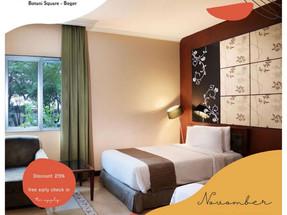 Promo IPB Hotel - November Fiesta