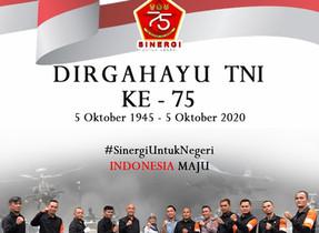 Selamat Hari TNI ke 75