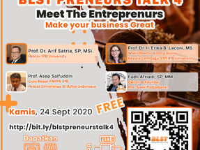 BLST Preneurs Talk 4- MEET THE ENTREPRENEURS