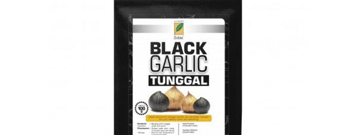 Black Garlic Tunggal 100 gr Serambi Botani
