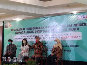 Bedah Inovasi IPB University di Hadapan Generasi Muda di Bogor