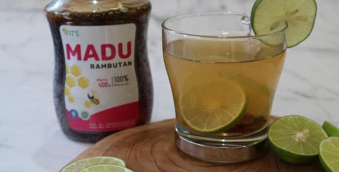 FITS Mandiri, Madu Rambutan Alami Premium HALAL Enak Murni 100%