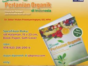 """Buku """"Bisnis Pertanian Organik"""""""