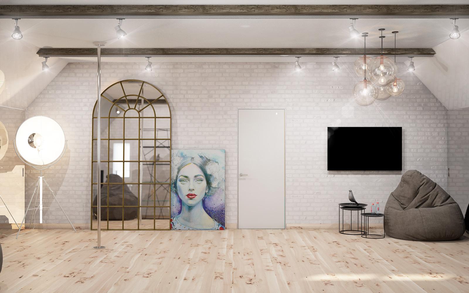 Танцевальная комната