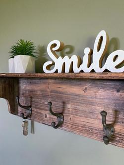Smile when you're in 'La Borne'