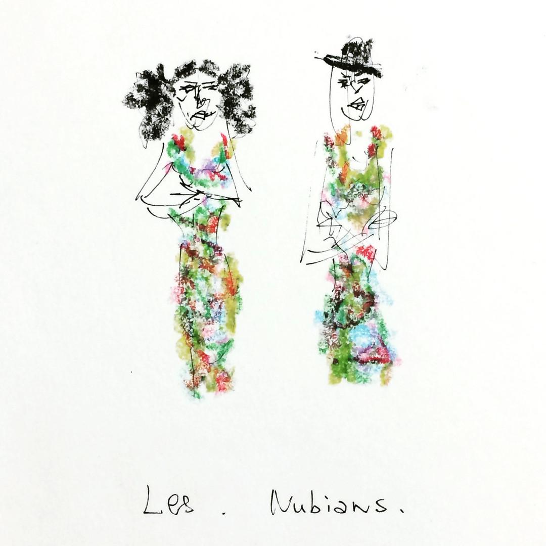 「Les Nubians」(2017)