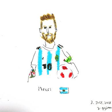 「Messi」(2018)