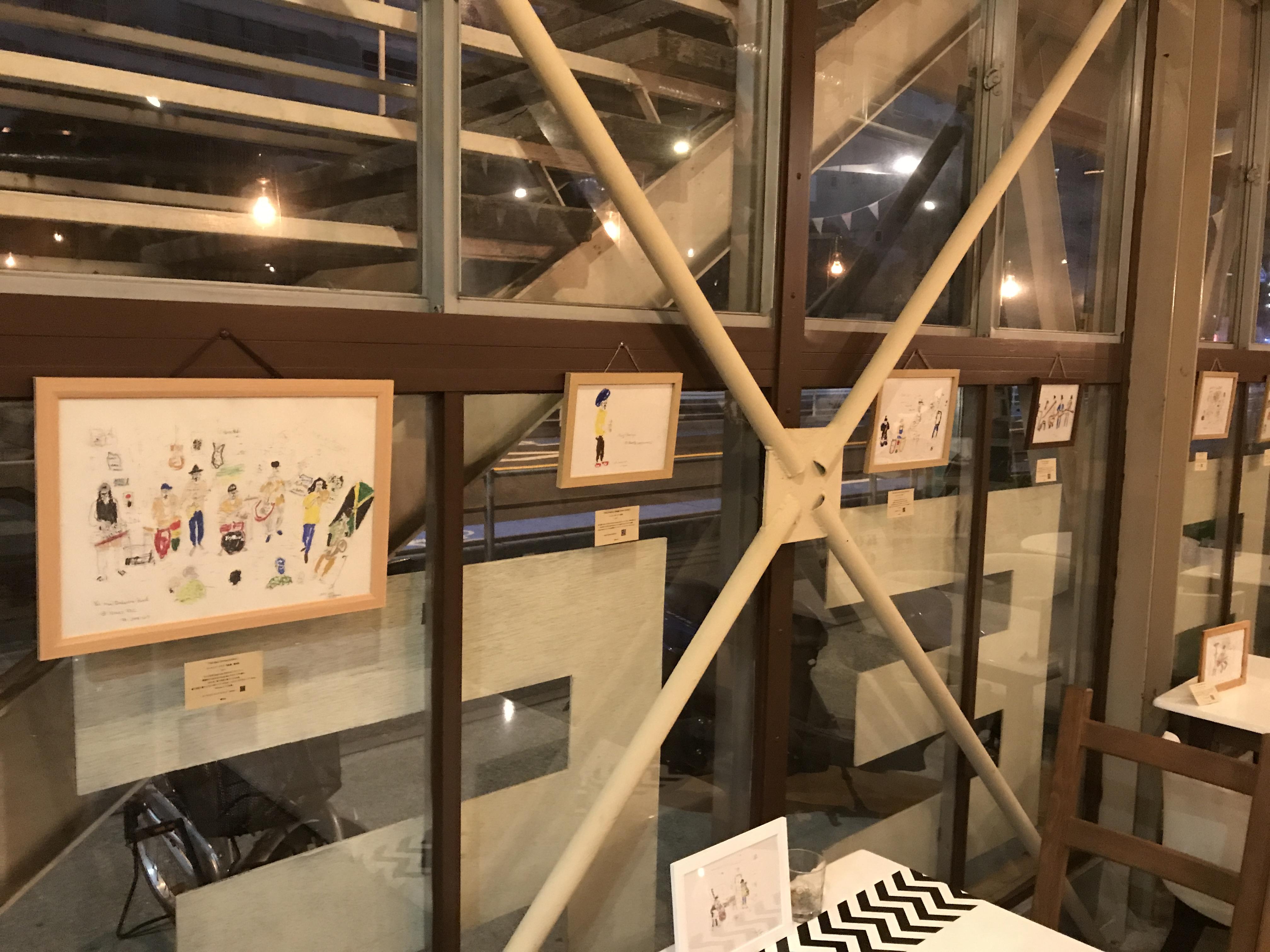 サイたまの音と人たちとエトセトラ展 2017