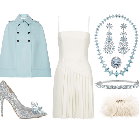 Exuberant Outfit - Luxury to party
