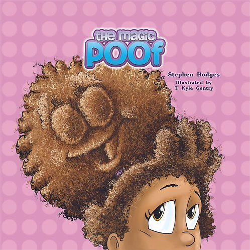 The Magic Poof - Soft Cover