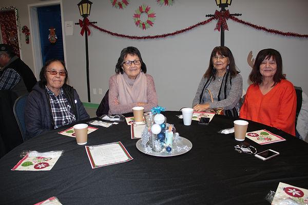 WFLFN Elders Christmas Staff Party 2019