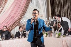 DJ Sal Cortez at the Grand 1401 Fresno Wedding DJ Expert