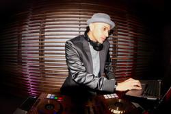 DJ MC Sal Cortez at Visalia Country Club