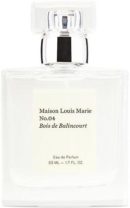 MAISON LOUIS MARIE - NO.4 EAU DE PARFUME - 50ml