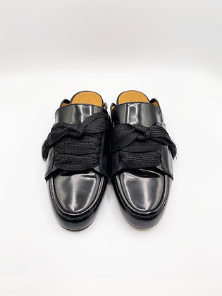 Chloe Patent Loafers