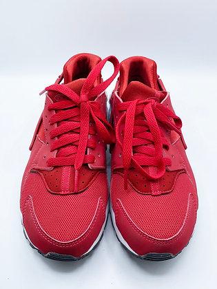 Red Nike Huraches