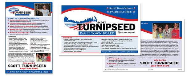 Turnipseed for Town Board