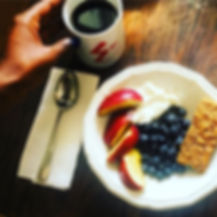 #ESTARs never skip breakfast! ☕️✨💫