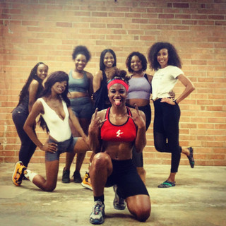 SEXE-FIT Greensboro class w_ Rise & Flow