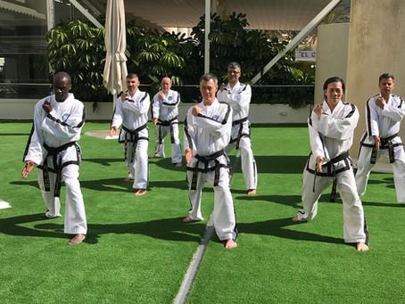 Senior instructors in Spain