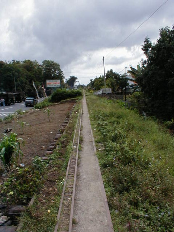 Bukittingi Rack Railway