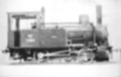 Steam locomotive from Sumatra