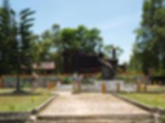 Pekanbaru death railway monument Pekanbaru