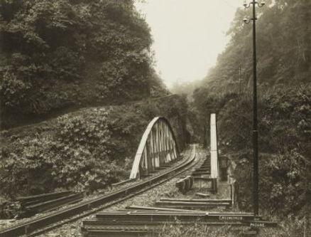 Railway in west Sumatra
