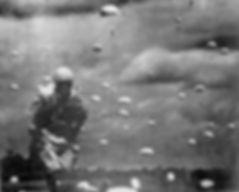 Japanese paratroopers in Palembang