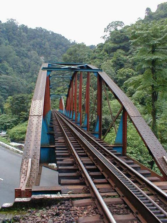 Anai valley viaduct